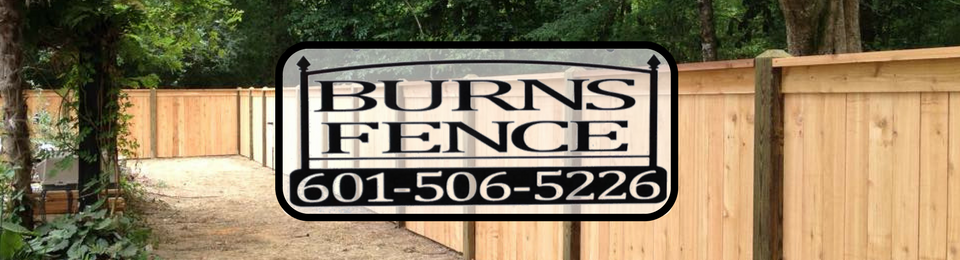 Burns' Fence & Woodworks LLC