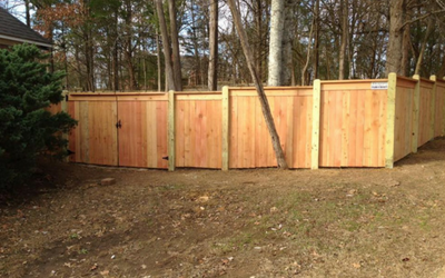 Click here to view our privacy fencing gallery