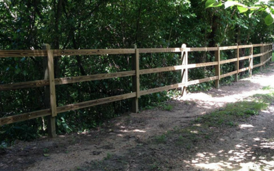 Click here to view our farm fencing gallery
